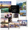 Calendars 2018 with corporate reprint