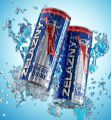 Energy drink, new development, ŽELAZNY