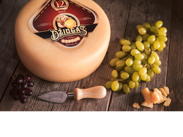 Hard Cheeses from the Baltic Region | AGLO Trading, s.r.o.