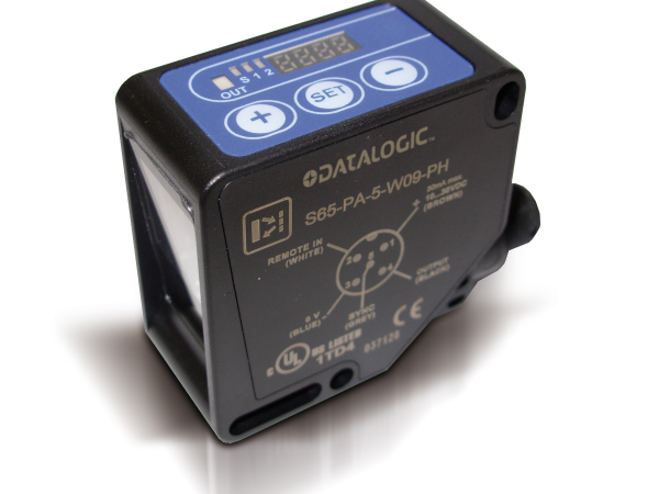 Contrast color sensors S65-W | DATASCAN, s.r.o.