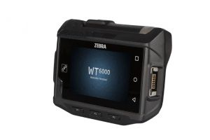 Wearable mobile terminal Zebra WT6000 | DATASCAN, s.r.o.