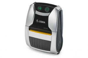 Zebra ZQ310 inside Mobile Printer | DATASCAN, s.r.o.