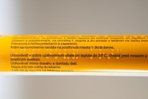 Self-adhesive labels with Braille | DATASCAN, s.r.o.