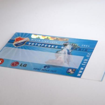 Tickets for cultural and sporting events | DATASCAN, s.r.o.